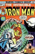 Iron Man (1968 1st Series) 75