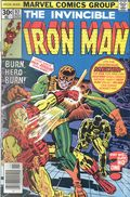 Iron Man (1968 1st Series) 92