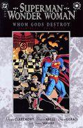 Superman Wonder Woman Whom Gods Destroy (1996) 4