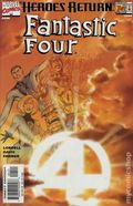 Fantastic Four (1998 3rd Series) 1B