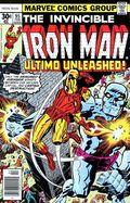 Iron Man (1968 1st Series) 95