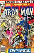 Iron Man (1968 1st Series) 99