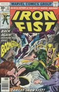 Iron Fist (1975 1st Series) 13