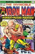 Iron Man (1968 1st Series) 79