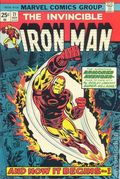 Iron Man (1968 1st Series) 71