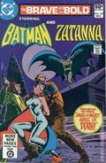 Brave and the Bold (1955 1st Series DC) 169
