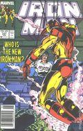 Iron Man (1968 1st Series) 231
