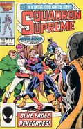 Squadron Supreme (1985 1st Series) 11