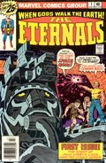 Eternals (1976 1st Series) 1