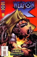 Weapon X (1995 1st Series) 4