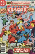 Justice League of America (1960 1st Series) 183