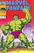 Marvel Fanfare (1982 1st Series) 29