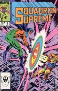 Squadron Supreme (1985 1st Series) 3