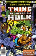 Marvel Two-in-One (1974 1st Series) 46