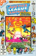 Justice League of America (1960 1st Series) 208