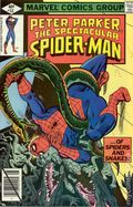 Spectacular Spider-Man (1976 1st Series) 33