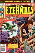 Eternals (1976 1st Series) 4