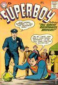 Superboy (1949-1979 1st Series DC) 58