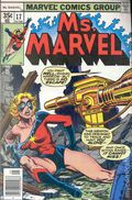 Ms. Marvel (1977 1st Series) 17