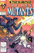 New Mutants (1983 1st Series) 71