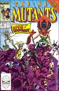 New Mutants (1983 1st Series) 84