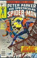 Spectacular Spider-Man (1976 1st Series) 8