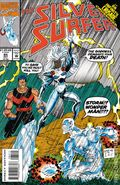 Silver Surfer (1987 2nd Series) 85