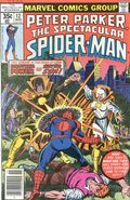 Spectacular Spider-Man (1976 1st Series) 12