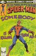 Spectacular Spider-Man (1976 1st Series) 44