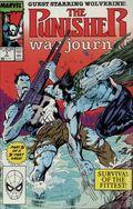 Punisher War Journal (1988 1st Series) 7