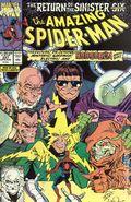 Amazing Spider-Man (1963 1st Series) 337