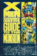 X-Men Survival Guide to the Mansion (1993) 1