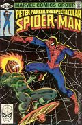 Spectacular Spider-Man (1976 1st Series) 56