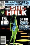 Savage She-Hulk (1980) 25