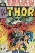Thor (1962-1996 1st Series Journey Into Mystery) 299