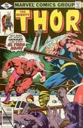 Thor (1962-1996 1st Series Journey Into Mystery) 290