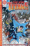 New Teen Titans (1984 2nd Series) New Titans 61