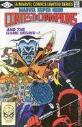 Marvel Super Hero Contest of Champions (1982) 2