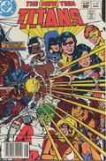 New Teen Titans (1980) (Tales of ...) 34