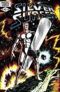 Silver Surfer (1982) 1-Shot 1