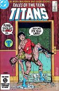 New Teen Titans (1980) (Tales of ...) 45