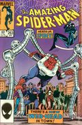Amazing Spider-Man (1963 1st Series) 263