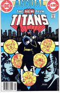 New Teen Titans (1980) Annual 2