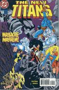New Teen Titans (1984 2nd Series) New Titans 122