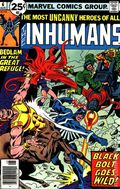 Inhumans (1975 1st Series) 6