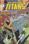 New Teen Titans (1984 2nd Series) New Titans 38