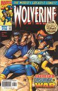 Wolverine (1988 1st Series) 118