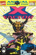X-Factor (1986 1st Series) Annual 6