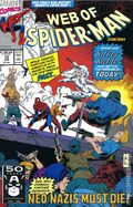 Web of Spider-Man (1985 1st Series) 72