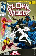 Cloak and Dagger (1988 Marvel 3rd Series) 1